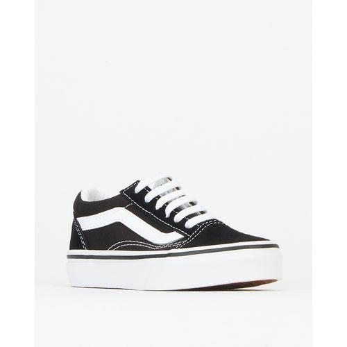 Boys Old Skool Black/True White Sneaker