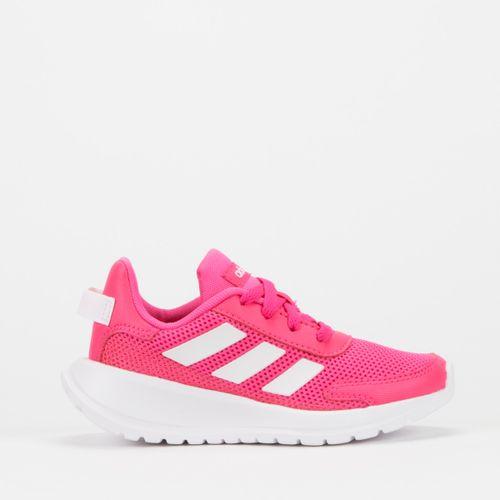Girls Tensaur Run Sneakers Pink adidas
