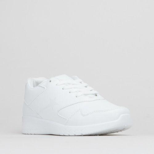 ronaldo white sneakers