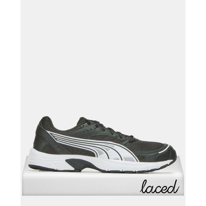Axis Puma Sneakers Black-Puma White