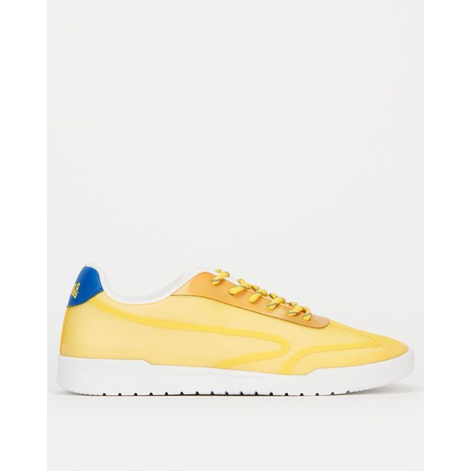 Lifestyle Casual Yellow/Blue Sneakers
